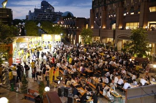 えびすビール祭り2015