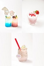 キキ&ララとマイメロディのコラボレーションカフェ