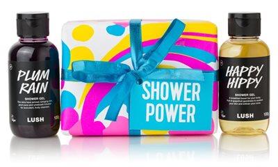 シャワーパワー