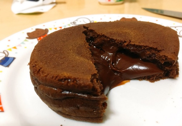 ニチレイ今川焼(ベルギー産チョコレート)