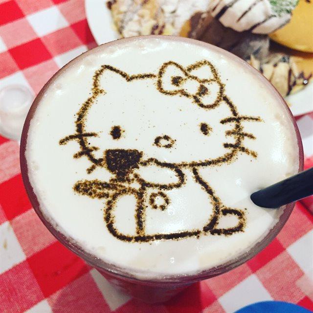キティーちゃんカフェ