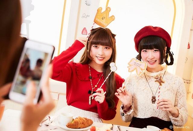 キューポットカフェクリスマス