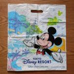 東京ディズニーリゾートのレジ袋は無料で配布!【レジ袋有料義務化】
