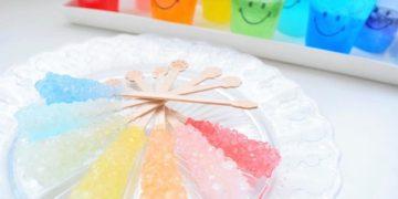 成長する砂糖!ロックキャンディの作り方と失敗しない秘訣