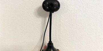 スリーコインズ『WEBカメラ』を使ってみた感想レビュー!簡単接続ですぐにカメラが使えるよ♪