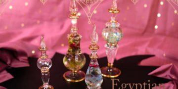 絶対女子が好きなヤツ!エジプト香水瓶がかわいいから見ていって!